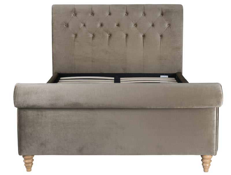 Cadot Gallia Fabric Bed Frame