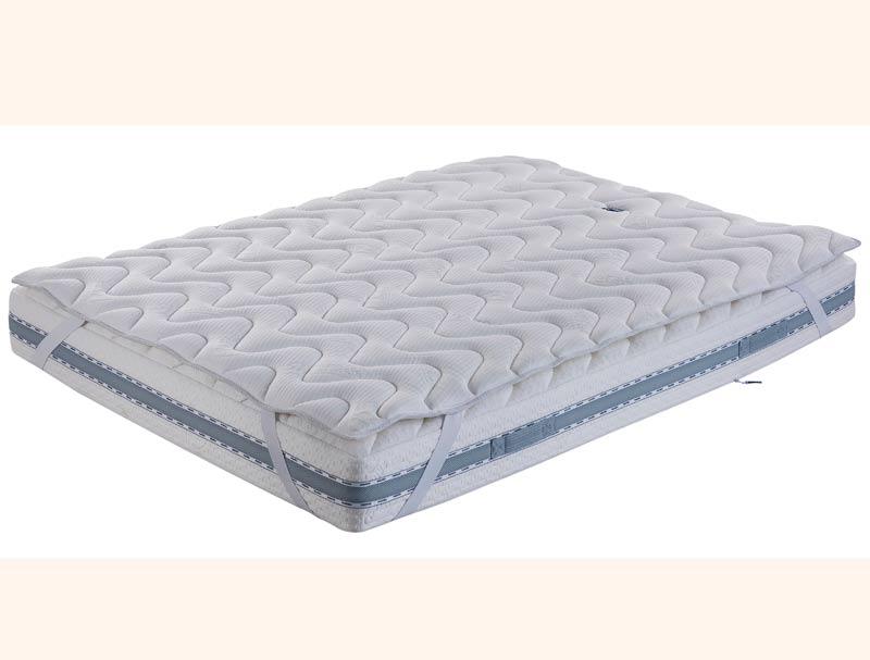 Magniflex New Perfect Comfort Luxury Silk Silver Topper