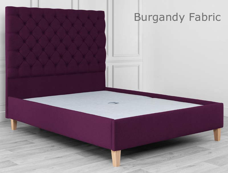 Swanglen Chrystal Fabric Bed Frame