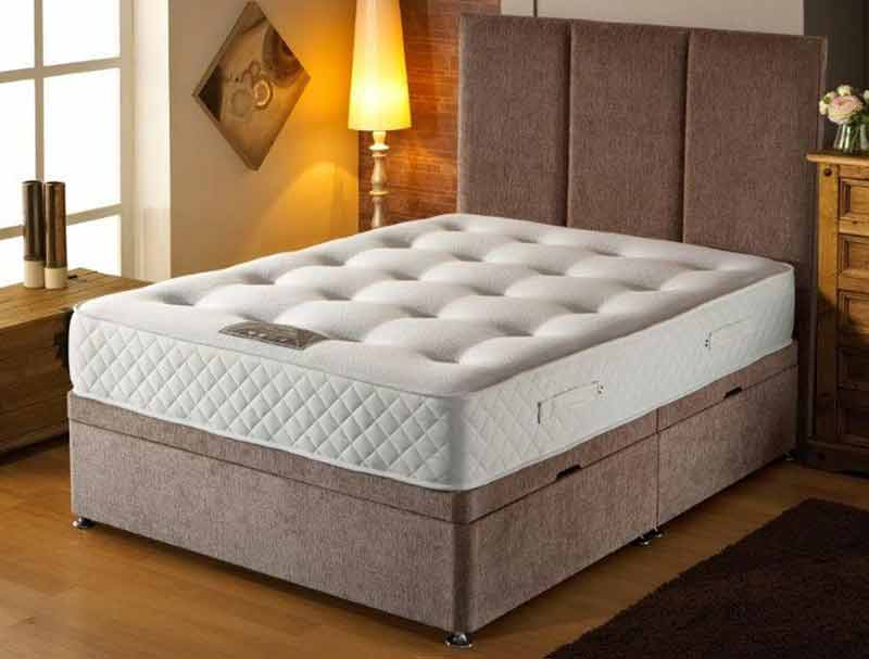 Dura Beds Side Opening Ottoman Base