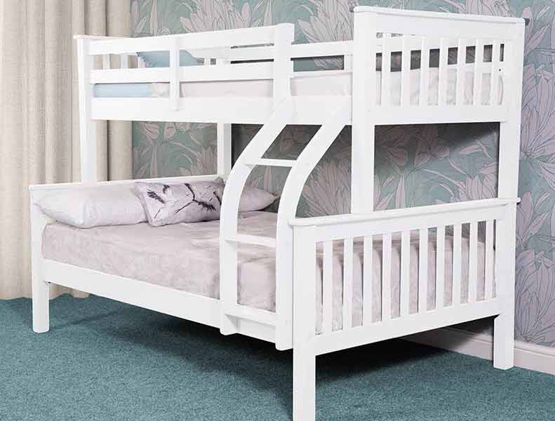 Sweet Dreams Connor Triple Bunk Bed Frame