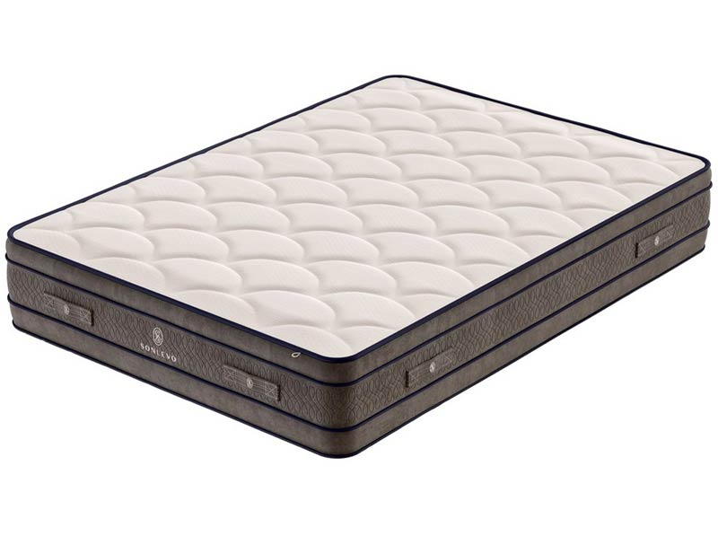 Sonlevo Avid Duo 6000 Pocket & Foam Mattress