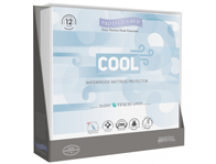 Protect-A-Bed Therm-A-Sleep Cool Waterproof Mattress Cover