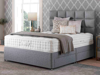 Relyon Balmoral  2000 Pocketed Spring Divan Bed