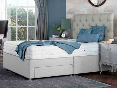 Relyon Braemar 1400 Pocket Divan Bed