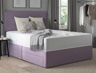 Relyon Comfort Pure Memory 1400 Pocket Divan Bed