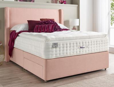 Relyon Ennerdale Pillow Top 2850 Pocket Divan Bed