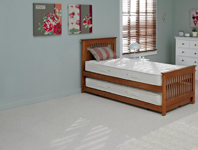 Relyon Juno Combo Wooden Guest Bed