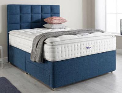 Relyon Latex Opulence 2950 Pillow Top Divan Bed