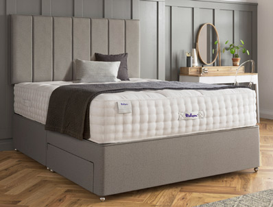 Relyon Luxury Alpaca 2550 Pocket Divan Bed
