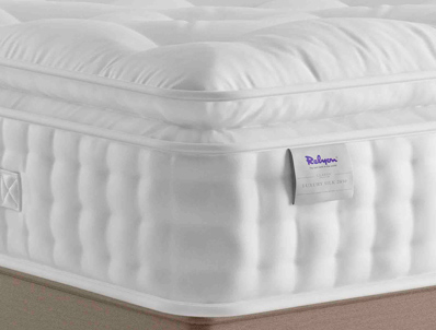 Relyon Luxury Silk 2850 Pillow Top Mattress