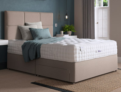 Relyon Luxury Ultimate Pashmina 2350 Pocket Divan Bed