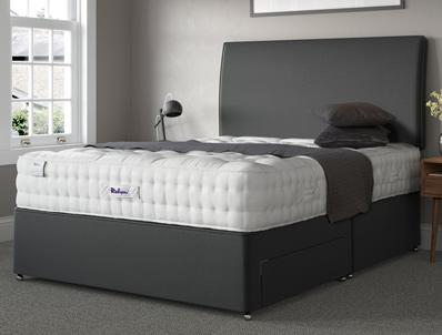 Relyon Luxury Wool 2150 Pocket Divan Bed New