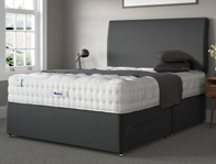 Relyon Luxury Wool 2150 Pocket Divan Bed New