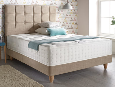 Relyon Magnificence 1800 Pocket Divan Bed