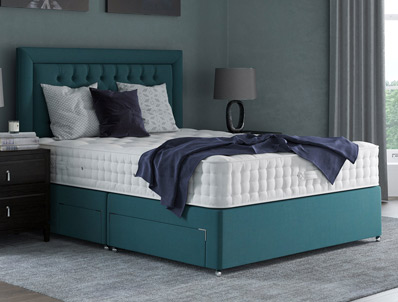 Relyon Marquess 2200 Pocketed Spring Divan Bed