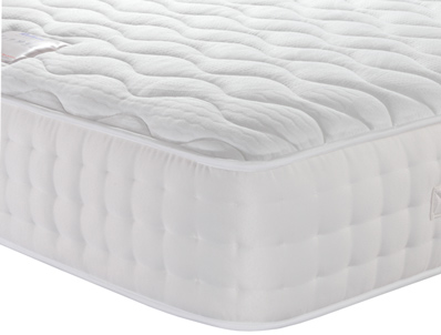Relyon Montrose Deluxe 1500 Pocket & Memory Mattress Reduced To Clear