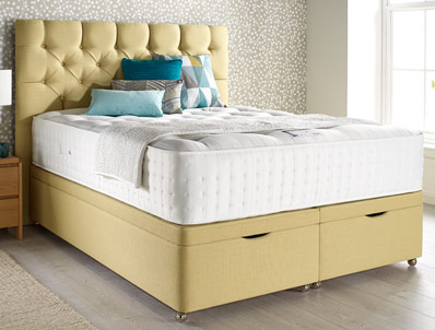 Relyon Natural Ortho Superb 2200 Pocket Divan Bed