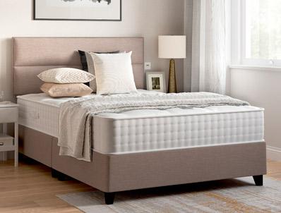 Relyon Natural Pocket 1400 Divan Bed