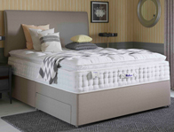 Relyon Perrow Pillow Top 2150 Pocket Divan Bed