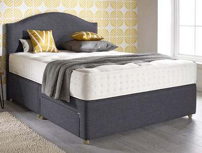 Relyon Pocket Classic 1000 Divan Bed