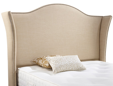 Relyon Regal Winged Floor Standing Headboard