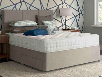 Relyon Seaton 1000 Pocket Bed