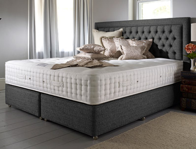 Relyon Status 2200 Pocket Divan Bed Buy Online At Bestpricebeds