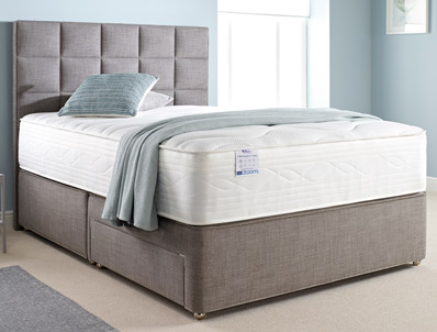 Relyon Zoom 9000 Pocket & Memory Divan Bed
