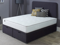 Salus Absolute Comfort 1000 Pocket & Iplus Foam Divan Bed