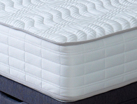 Salus Absolute Firm 1200 Pocket & Iplus Foam Mattress