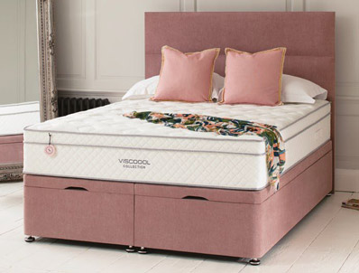 Salus Autumn 2650 Pocket & Viscool Divan Bed