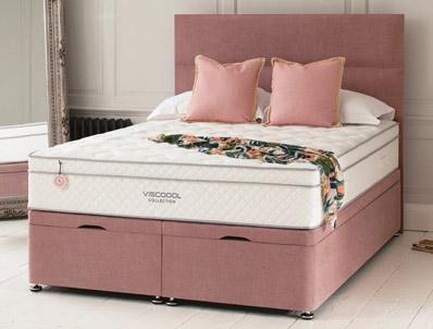Salus Autumn 2650 Pocket & Viscool Divan Bed