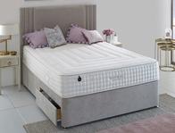 Salus Elder 3350 Pocket Natural Divan Bed