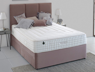 Salus Linden 5000 Pocket & Natural Divan Bed