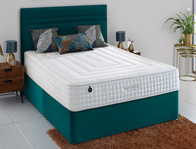 Salus Rowan 2850 Pocket Natural Divan Bed