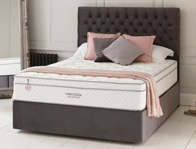 Salus Viscool Topaz 2900 Pocket & Memory Divan Bed