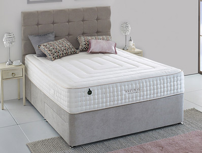 Salus Willow 4350 Pocket & Natural Divan Bed