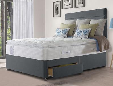 Sealy Activ Sleep Gel Pocket 2800 Divan Bed