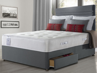 Sealy ActivSleep Gel Pocket 1400 Divan Bed