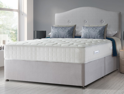 Sealy Casoli 1200 Pocket & Latex Divan Bed