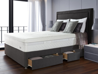 Sealy Geltex Harmony 1500 Divan Bed