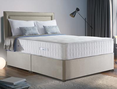 Sealy New Antonio 1300 Pocket & Geltex Divan Bed