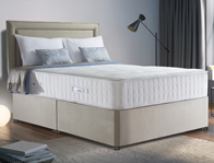 Sealy New Antonio 1300 Pocket & Geltex Divan Bed