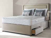 Sealy New Pearl Elite Divan Bed