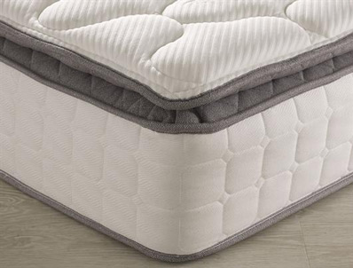 Sealy Nostromo 1400 Pillow Top Pocket & Latex Mattress
