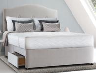 Sealy Pearl Memory Posture Spring Divan Bed