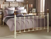 Serene Abigail Metal Bed Frame