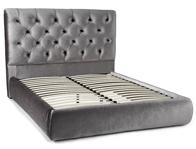 Serene Alexandra Fabric Bed Frame