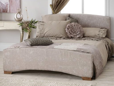 Serene Anastasia Fabric Bed Frame
